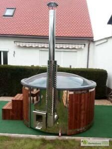Badefass Pool Badezuber Badebottich Hot Tub Badetonne 200 Larche