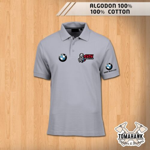 Bmw Polo Shirt Adventure Polaire Dakar Gs Colors Motorrad 8xZxgqO