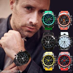 Luxury-Unisex-Mens-Sport-Watch-Silicone-Band-Casual-Analog-Quartz-Wrist-Watches