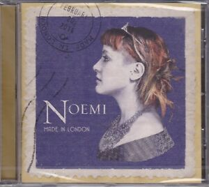 CD-Audio-NOEMI-MADE-IN-LONDON-nuovo-sigillato