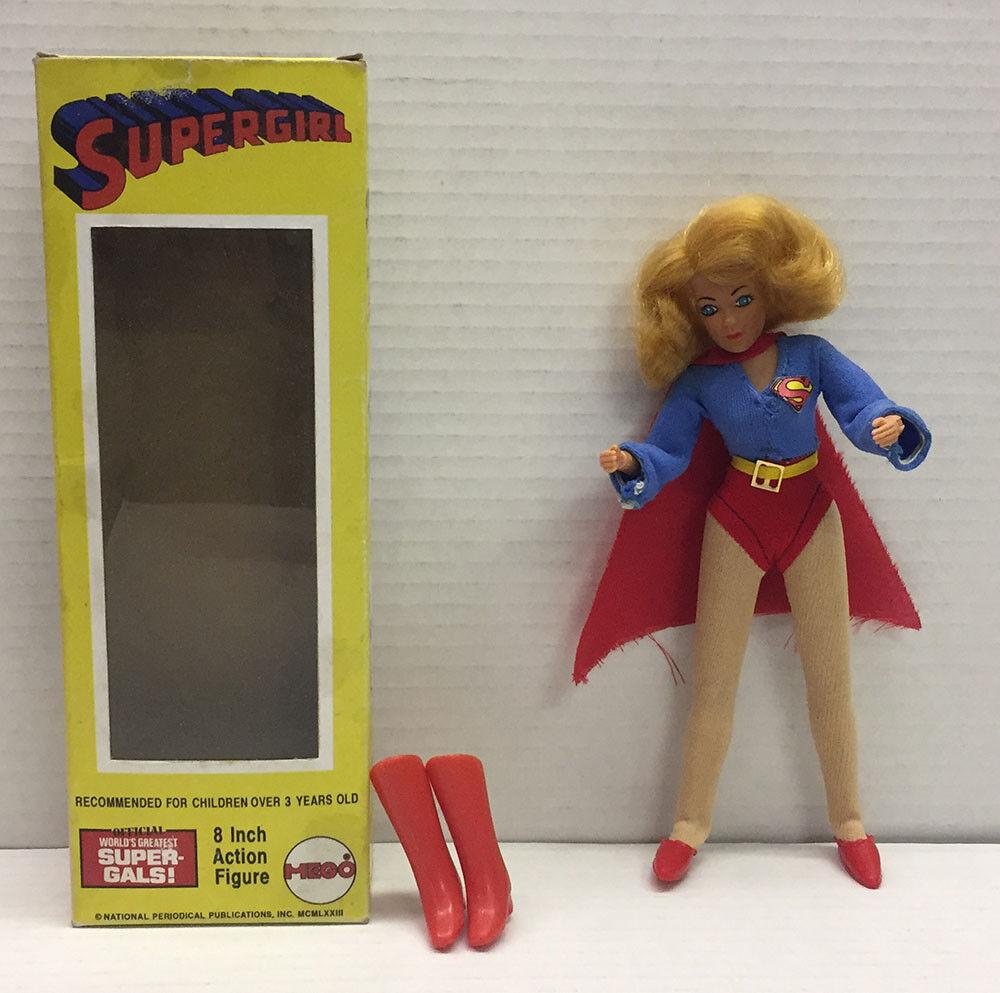 Supergirl 8 MEGO SUPER Ragazze stretti Giunti 1973