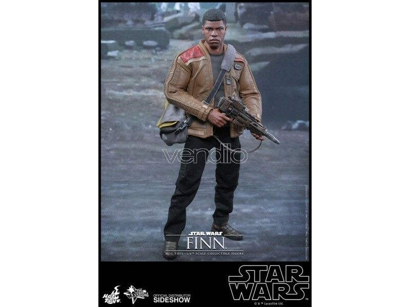 HOT HOT HOT TOYS SW 12 FINN AF ACTION FIGURE 6313a9