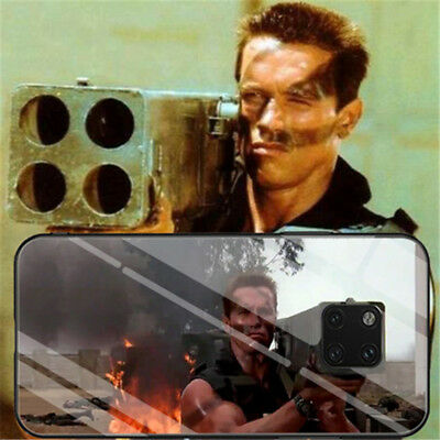 Cell Phones & Accessories Huawei Mate 20 Pro Phone Case Cover Arnold Schwarzenegger Commando Phone Coque Refreshing And Enriching The Saliva