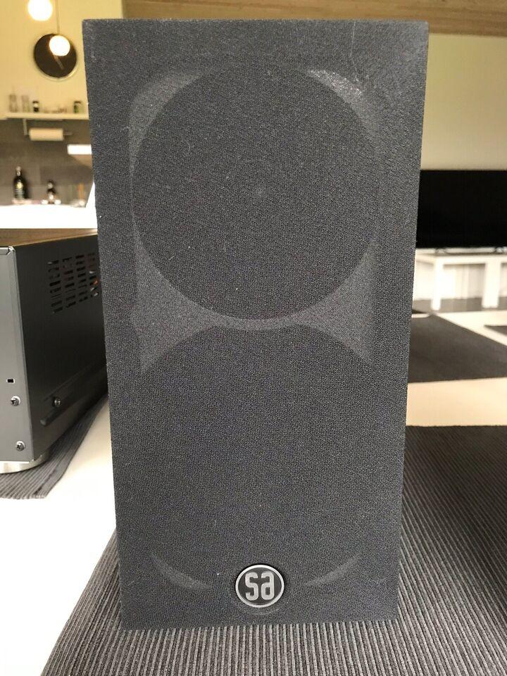 5.0 højttalersæt, System audio, Saxo
