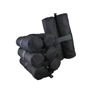 b3e812ca3d72 Details about Goutime Uscanopy Pop Up Canopy 17-inch Sand Bag Anchor Kit  Gazebo Tent Leg We...