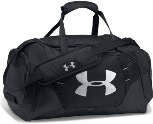 Under Armour Undeniable 3.0 Large Duffel Bag Black