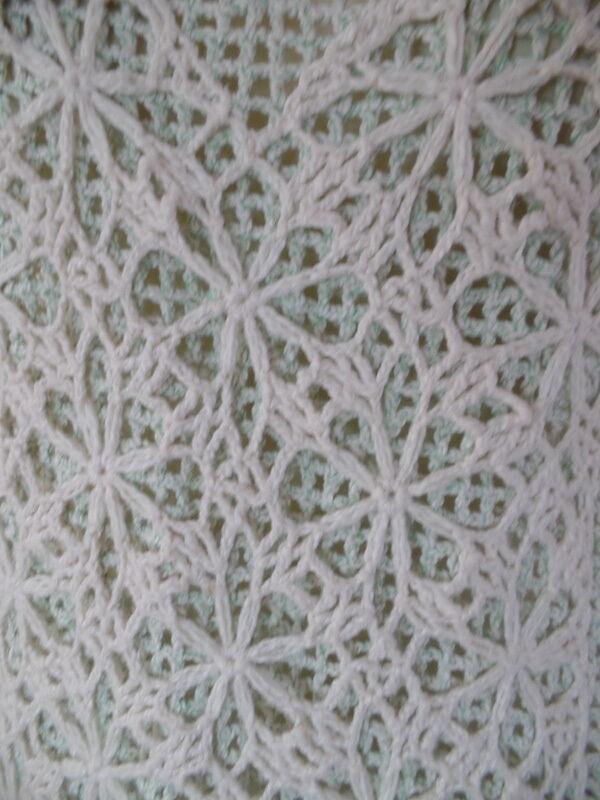 Field Flower Anthropologie Sweater Vest XS Mint G… - image 4