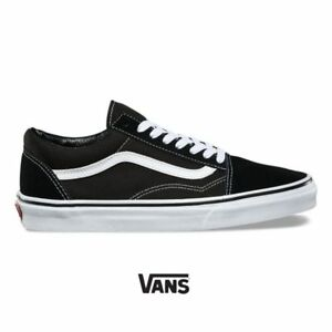 f7e047fe7a1a58 Image is loading Vans-Old-Skool-Core-Classic-Sneakers-Shoes-Black-