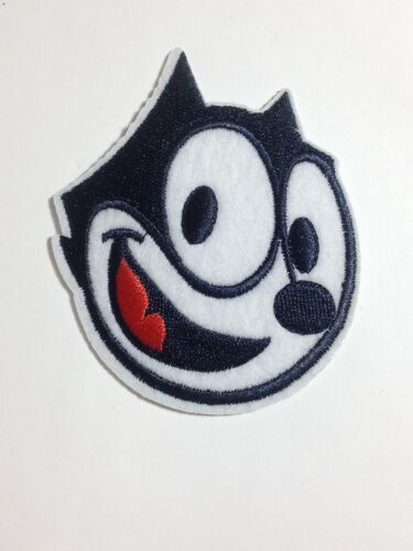 Felix The Cat ~ Embroidered Patch ~ Iron On Sew On