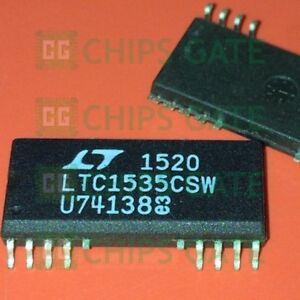 1PCS-LTC1535CSW-Encapsulation-SOP-Isolated-RS485-Transceiver