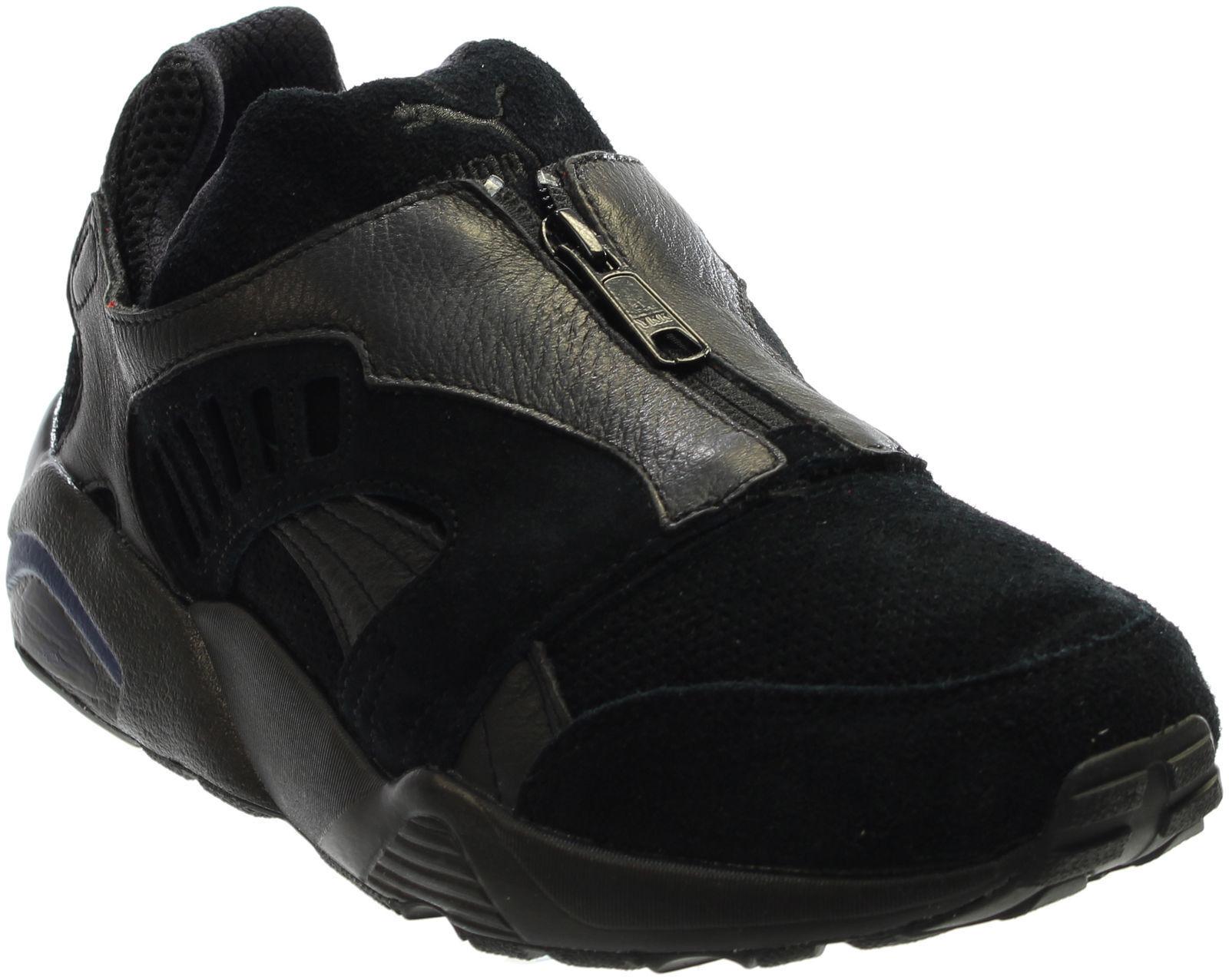 Puma trinomic zip mens schwarz - mens zip - größe. 29dd44
