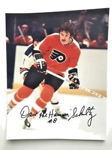 Philadelphia-Flyers-Dave-The-Hammer-Schultz-Autographed-Photo