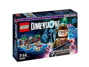 LEGO-le-dimensioni-GHOSTBUSTERS-STORIA-Pack-71242-NUOVO-e-SIGILLATO