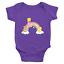 thumbnail 20 - Care-Bears-Rainbow-Friends-Kawaii-Cute-Infant-Baby-Rib-Bodysuit-Clothes-Babysuit