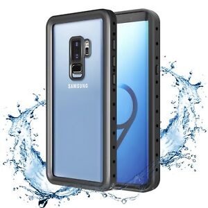 official photos d6eb9 24b55 Details about MoKo For Samsung Galaxy S9Plus Waterproof Case Shockproof  Cover Screen Protector