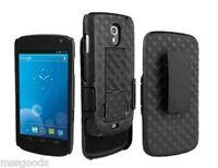 Verizon Samsung Galaxy Nexus I515 Prime Shell Holster Combo W/kickstand
