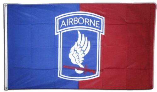 Drapeau USA 173rd AIRBORNE Drapeau Américain Hissflagge 90x150cm