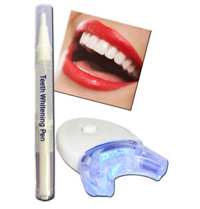Led Laser Teeth Whitening Accelerator Light Uv Dental Bleaching 45