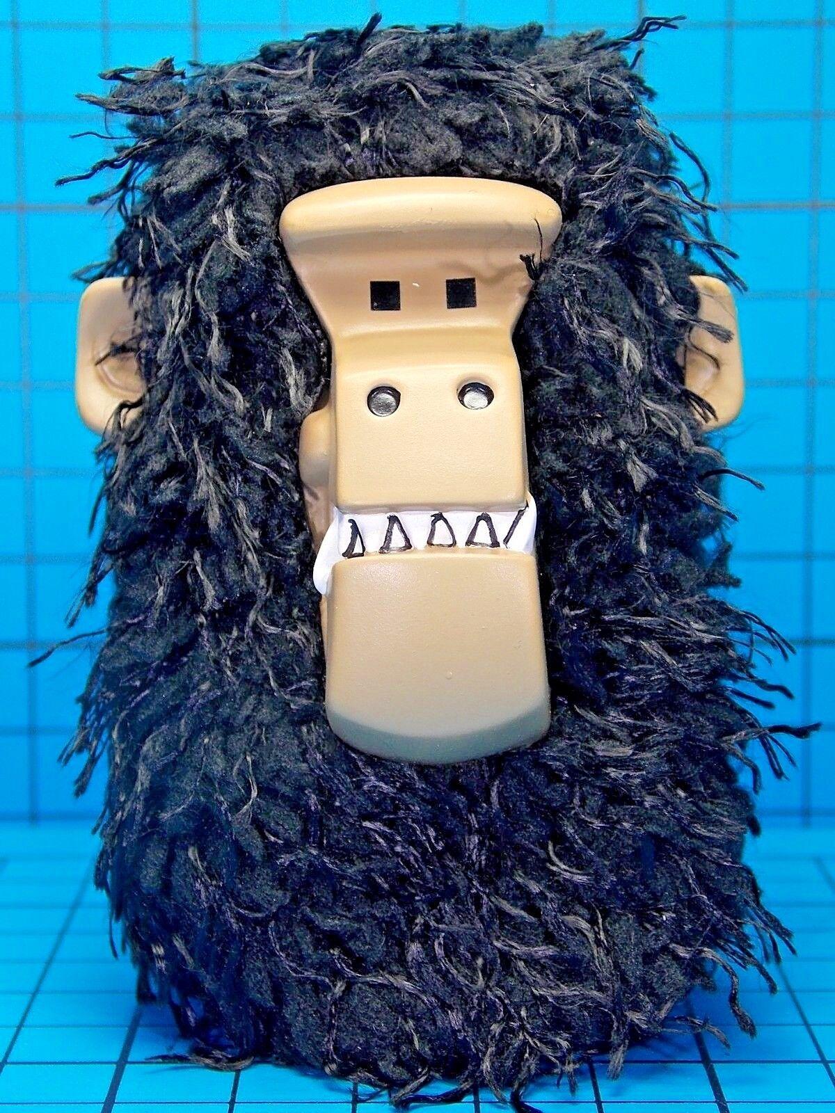 ACI x Jason Siu 1:6 Primates In Concrete Jungle Figure - Gorilla Head Sculpt