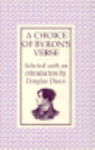 A Choice of Byron's Verse by George Gordon Byron