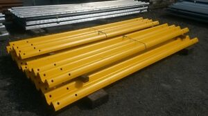 Newly-Shotblasted-Primed-And-Top-Coated-Yellow-3-500mtr-Overall-Length-3-200-m