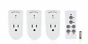 Century-Wireless-Remote-Control-Outlet-Switch-3-Remote-Sockets-1-Remote-Control