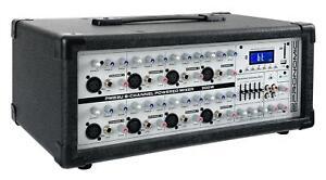 Unterhaltungselektronik 8 Kanal Bluetooth Dj Mixer 16 Dsp Effekte Sound Mischpult Für Audio Sound Aufnahme Nachhall Ausgleich Mischer