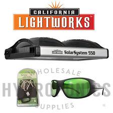 California Light Works - SolarSystem 550 Programmable Spectrum LED Grow Light