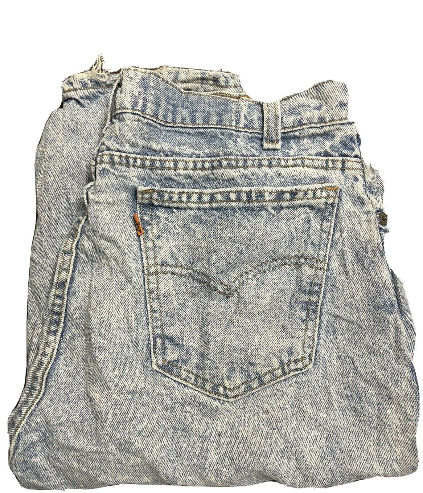 vintage levis jeans 501 made in usa - image 1