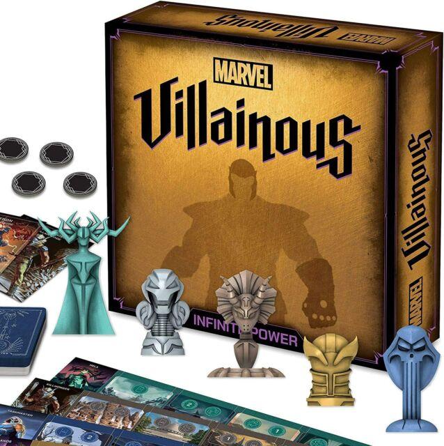 Ravensburger Game - MARVEL Villainous Board Game - 26844