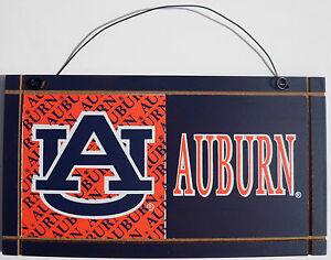 Auburn-University-Tigers-College-Licensed-Wood-Plaque-Sign-Sport-Fan-Team-NCAA
