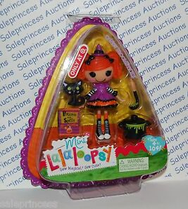 MGA Entertainment Lalaloopsy Exclusive 3 Inch Mini Figure with Accessories Candy Broomsticks