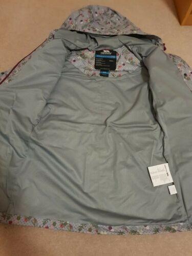 Women 99 Rrp £ Trespass Xxs Packaway Pastime Taglia Jacket Bnwt Bpc5xqz7wR