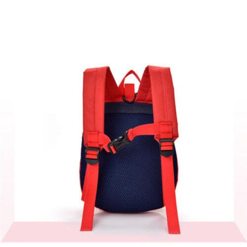 Baby Kid Safety Harness Reins Toddler Back Pack Walker Buddy Strap Walker Bag