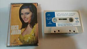 ROCIO-JURADO-1971-CINTA-TAPE-CASSETTE-SPANISH-EDIT-PAPER-LABELS