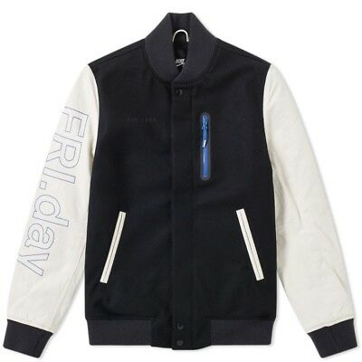 Nike SB x soulland Destroyer Veste Ven jour AA8722 011 Noir Blanc Taille XL £ 435   eBay