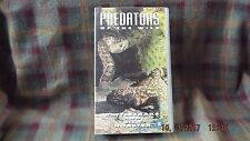 PREDATORS OF THE WILD RATTLESNAKE & GILA MONSTER  (VHS VIDEO)