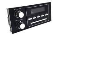 RETROSOUND 1.5 DIN NEW YORK AM/FM/MP3/USB/