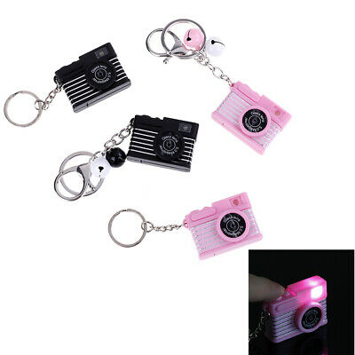 Car Vehicle Sound LED Light Torch Keyring Key Chain Kids Gift Toy Party Favor