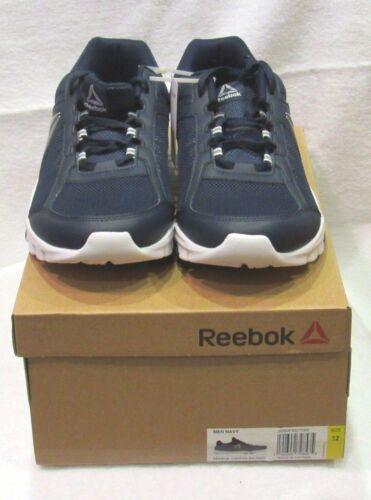 Reebok Memory Tech Premier Comfort Athletic Shoe NAVY  Men/'s Sz 11-13 NIB