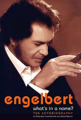 1 of 1 - Engelbert: What's in a Name?  Engelbert Humperdink, #SundayMarket **************