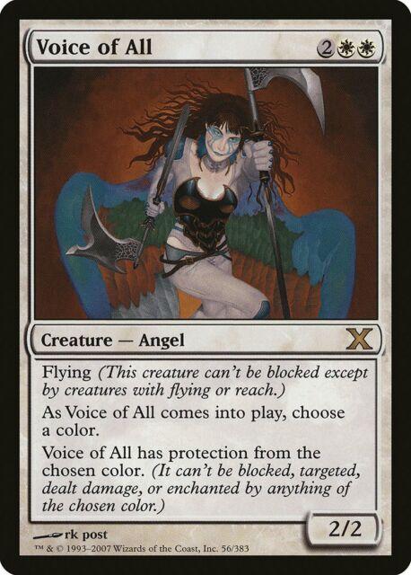 Sanctimony FOIL 8th Edition NM-M White Uncommon MAGIC GATHERING CARD ABUGames