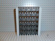 LEGO® großes Burgtor Gitter mit Führungsschienen Portcullis Ritter  Ninjago NEU