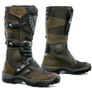 motorcycle boots | Forma Adventure UNBOXED waterproof adv touring riding