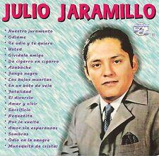 20 Exitos by Julio Jaramillo (CD 2001, Para Madison Distribution) Made in Mexico
