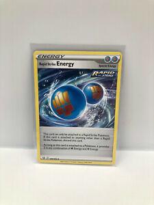 Rapid Strike Energy [SWSH05: Battle Styles] Pokemon TCG