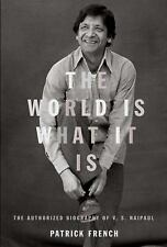 The World Is What It Is: The Authorized Biography of V. S. Naipaul-ExLibrary