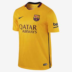 658785 Soccer azul Barcelona Men 740 Jersey Camiseta granate Nike oro rojo HpwAq1tzx