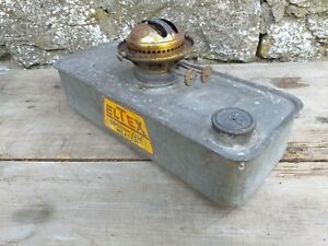 Collectable-Vintage-c1950-039-s-Eltex-Paraffin-Greenhouse-Heater-Twin-Wicks