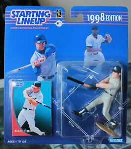Starting Lineup Bobby Higginson 1998 Action Figure